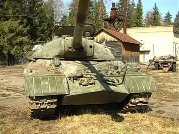 Тест-драйв Танк ИС-3 / IS-3 Расширенная Версия   Обзор, история создания   Иван Зенкевич