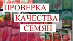 """Юлия Минаева -  Анонс Нового Проекта """"Проверка качества семян""""."""