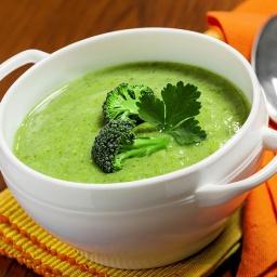 Суп из брокколи - Рецепт приготовления