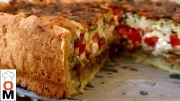 Пирог с Грибами, Он Просто Нереально Вкусный   Рецепт Ольги Матвей