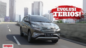 All New Daihatsu Terios 2018  - Review & Test Drive   CARVAGANZA
