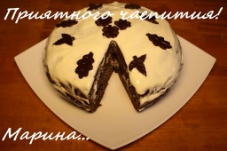 Вкусный торт темная ночь в Мультиварке / Рецепт вкусного торта Марины Петрушенко