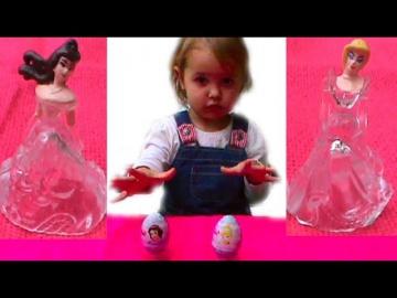 Принцессы Дисней сюрпризы / обзор игрушек