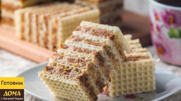 Вкус этого торта сводит с ума! ТОРТ БЕЗ ВЫПЕЧКИ за 15 минут   Оксана Пашко