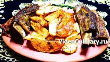 Говяжьи рёбрышки в духовке - Рецепт Бабушки Эммы