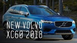 VOLVO XC60 2018 | Большой тест драйв