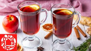 Два рецепта Глинтвейна в домашних условиях Безалкогольный глинтвейн из красного вина