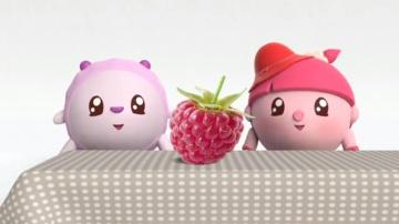 Красный - Малышарики: Умные Песенки - цвета. Обучающие и развивающие мультики для детей