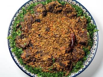 Конкурс узбекской кухни, 1-й этап!