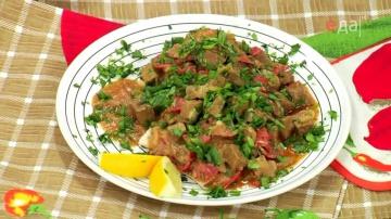 Как сдобрить ЛИМОНОМ блюдо ЗА СТОЛОМ Илья Лазерсон / Мировой повар