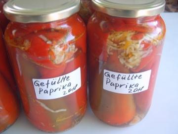 Болгарский перец фаршированный капустой Маринкины Творинки