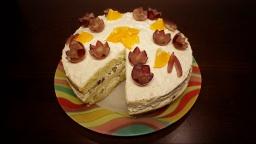 Вкусный домашний торт в мультиварке выпечка рецепты для мультиварки