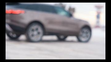 """RANGE ROVER VELAR - """"айфон"""" на колесах? Обзор и тест-драйв 2018. Такси #приветжучен"""