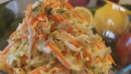 """Калнина Наталья - Салат """"Коул Слоу"""".  Самый Вкусный Капустный салат! Видео рецепт"""