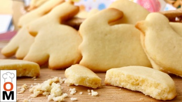 Немецкое Печенье Очень Простое но Невероятно Вкусное | Рецепт Ольги Матвей