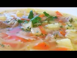Суп картофельный с вермишелью видео рецепт. Книга о вкусной и здоровой пище - Видео