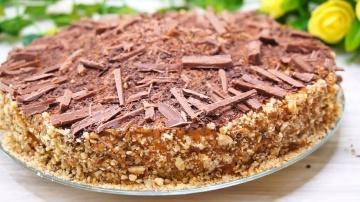Торт без Выпечки в духовке за 7 минут | Рецепт Калнина Наталья
