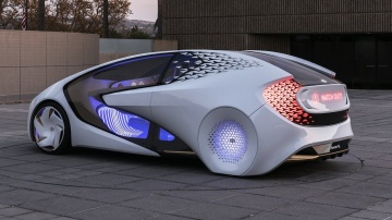 New Toyota Concept-i - interior Exterior (Fantastic Car)