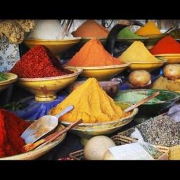 80 чудес света: Индийские специи из города Кочин: Самые лучшие специи в мире: Часть 22