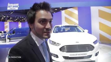 Ford Mondeo 2015 (+ Focus 2015 + Ecosport 2015 + Ford Mustang) -  Большой тест-драйв. Дневники ММАС