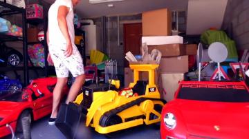 Мистер Макс Супер Находка в гараже Ты такого еще не видел