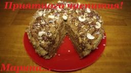 Вкусный торт медовик Бархатный   Рецепт приготовления в Мультиварке