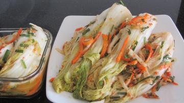 Позитивная Кухня КИМЧИ по-корейски традиционная острая корейская капуста