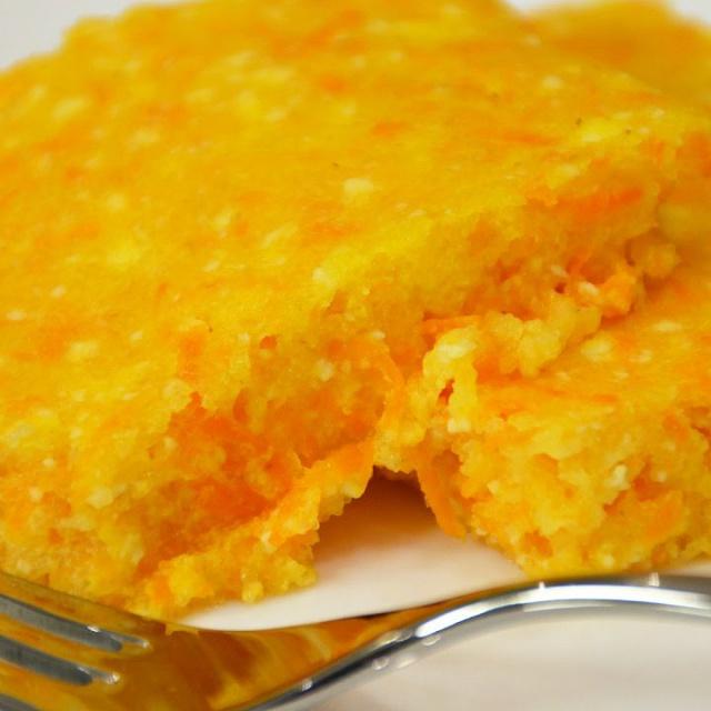 Творожно-морковная запеканка - Видео рецепт
