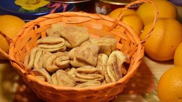 Творожное печенье ПОЦЕЛУЙЧИКИ. Простой пошаговый рецепт ВКУСНОГО ПЕЧЕНЬЯ ИЗ ТВОРОГА (в духовке)