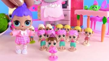 Куклы Лол Киндер Сюрпризы и Пакет с Новинками Lol мультик Видео для детей! Lol Surprise
