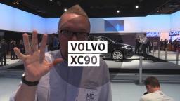Volvo XC90 2015 - Большой тест-драйв - Парижский автосалон