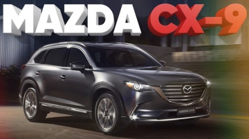 Мазда за 3 миллиона/Mazda CX-9/Мазда Си Икс 9/Большой тест драйв