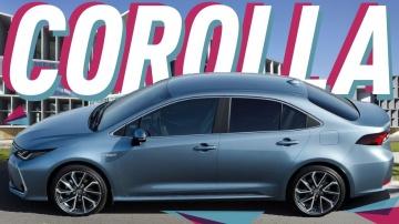 Новая Toyota Corolla 2019/Тойота Королла/Большой Тест Драйв