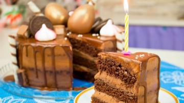 Я ТОРТодел Мега Шоколадный Торт Моя Прага на мой День Рождения