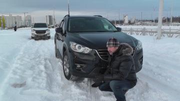 Mazda CX-5 отзыв владельца зимняя эксплуатация
