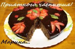 Вкусный шоколадный пирог в мультиварке как приготовить пирог рецепт шоколадного пирога