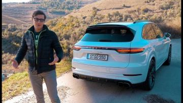Выглядит как старый?! Новый Porsche Cayenne 2018! Тест-драйв и обзор