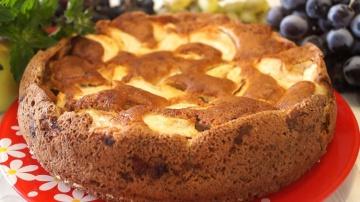 Калинина Наталья  Особенный Яблочный пирог.  Попробуйте если еще не пробовали!