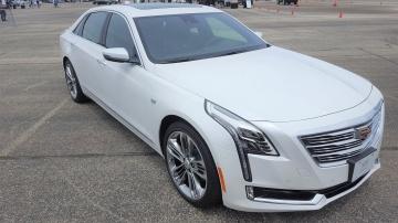 кадиллак ct6 $88,000 404 hp 2018 Cadillac ct6 тест драйв обзор