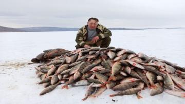 ЭТИ ОКУНЯ ЛОМАЮТ КРЮЧКИ рыбалка в бурятии зимой