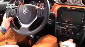 Suzuki Vitara - Большой тест-драйв - Парижский автосалон