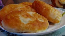 Светлана Чернова -  Самые вкусные жареные  пирожки с картошкой и грибами