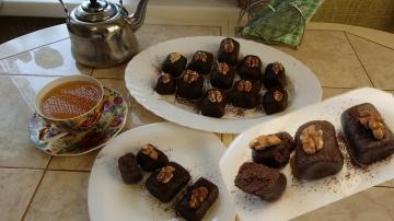 Ольга Уголок Сладкая картошечка на десерт. Не оторваться!