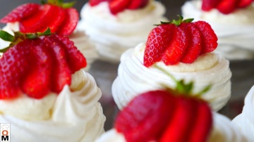 Творожное Пирожное с Клубникой | Обязательно Приготовьте эту ВКУСНЯТИНУ