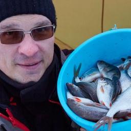 Зимняя рыбалка Плотва на поплавок и мормышку трудовая рыбалка salapinru
