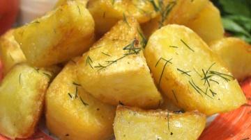 Калинина Наталья  Идеальный картофель, Хрустящая корочка и нежное пюре внутри.  Весь секрет в малень