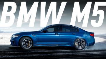 СИНЯЯ ПУЛЯ/BMW M5 F90 2018 600 Л.С./БОЛЬШОЙ ТЕСТ ДРАЙВ ПЕРЕЗАГРУЗКА