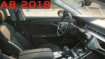 AUDI A8 2018 - ЦИФРОВОЙ МИР Разгон 0-100 ТЕСТ ДРАЙВ И ОБЗОР АУДИ А8 2018