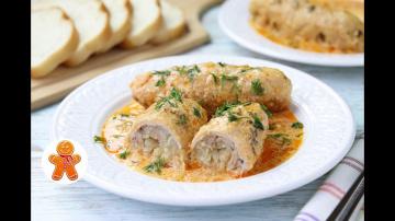 Цибулячки Очень Вкусное Закарпатское Блюдо | Рецепт Ирины Хлебниковой