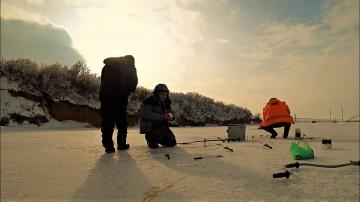 Зимняя рыбалка 2019 БУРИМ ИЩЕМ ЛОВИМ